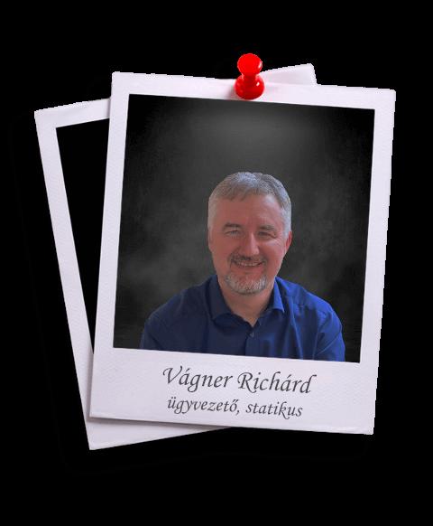 Vágner Richárd statikus, Béth-Bau Kft. ügyvezető